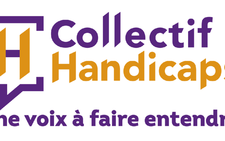 Logo du Collectif Handicaps